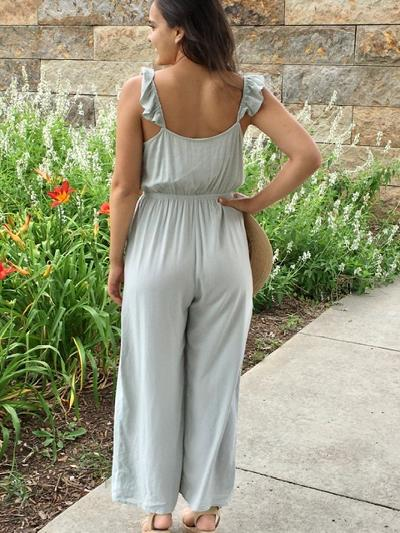 Fresh With Flutter Jumpsuit-Women's -New Arrivals-Runway Seven