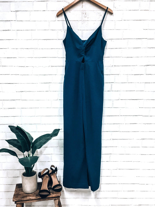 Head Above Water Jumpsuit-Women's ROMPER-New Arrivals-Runway Seven