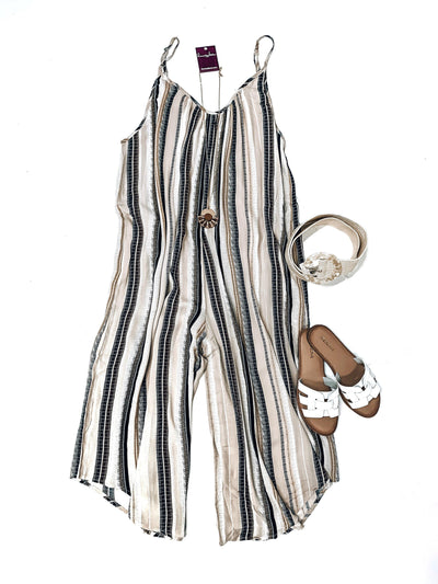 Earthy Vibes Jumpsuit-Women's ROMPER-New Arrivals-Runway Seven