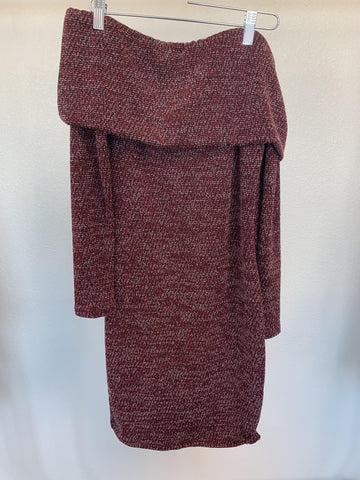 Queen Of Everything Sweater Dress