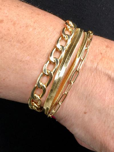 Set To Go Bracelet-Women's -New Arrivals-Runway Seven