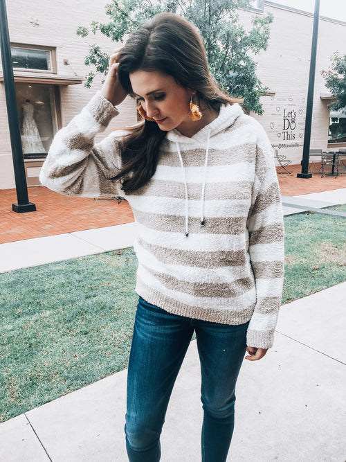Out & About Pullover Sweater-Women's SWEATER-New Arrivals-Runway Seven