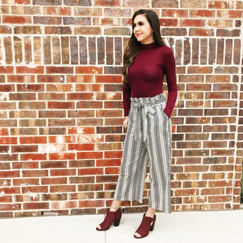Busy Babe Wide-Leg Pants