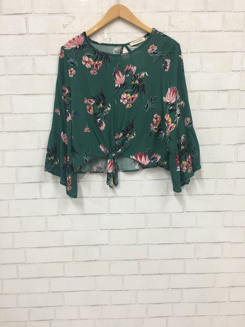 Flower Power Top-Women's SALE-New Arrivals-Runway Seven