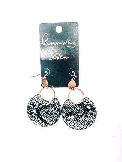 L.A. Love Earrings-Women's ACCESSORIES-New Arrivals-Runway Seven