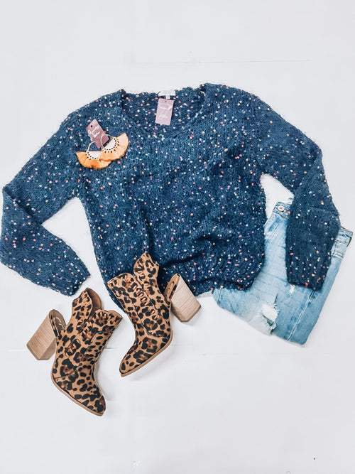 Sprinkles Sweater-Women's SWEATER-New Arrivals-Runway Seven