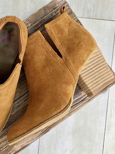 Autumn Trail Booties-Women's -New Arrivals-Runway Seven
