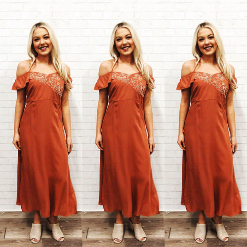 Fire In My Eyes Maxi Dress-Women's DRESS-New Arrivals-Runway Seven