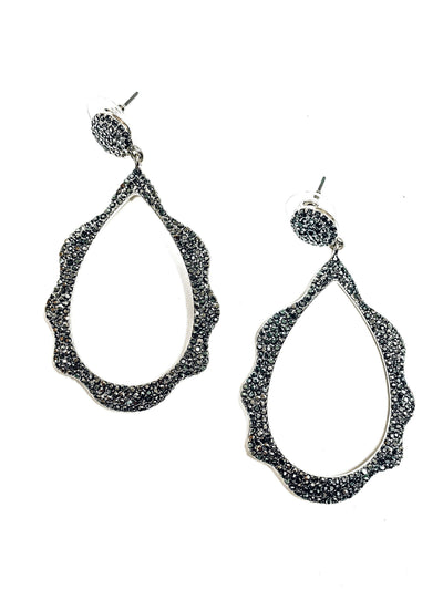 Cocktail Hour Earrings-Women's ACCESSORIES-New Arrivals-Runway Seven