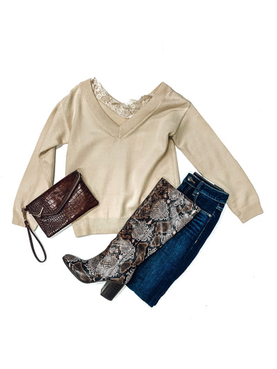Down In Aspen Sweater-Women's SWEATER-New Arrivals-Runway Seven