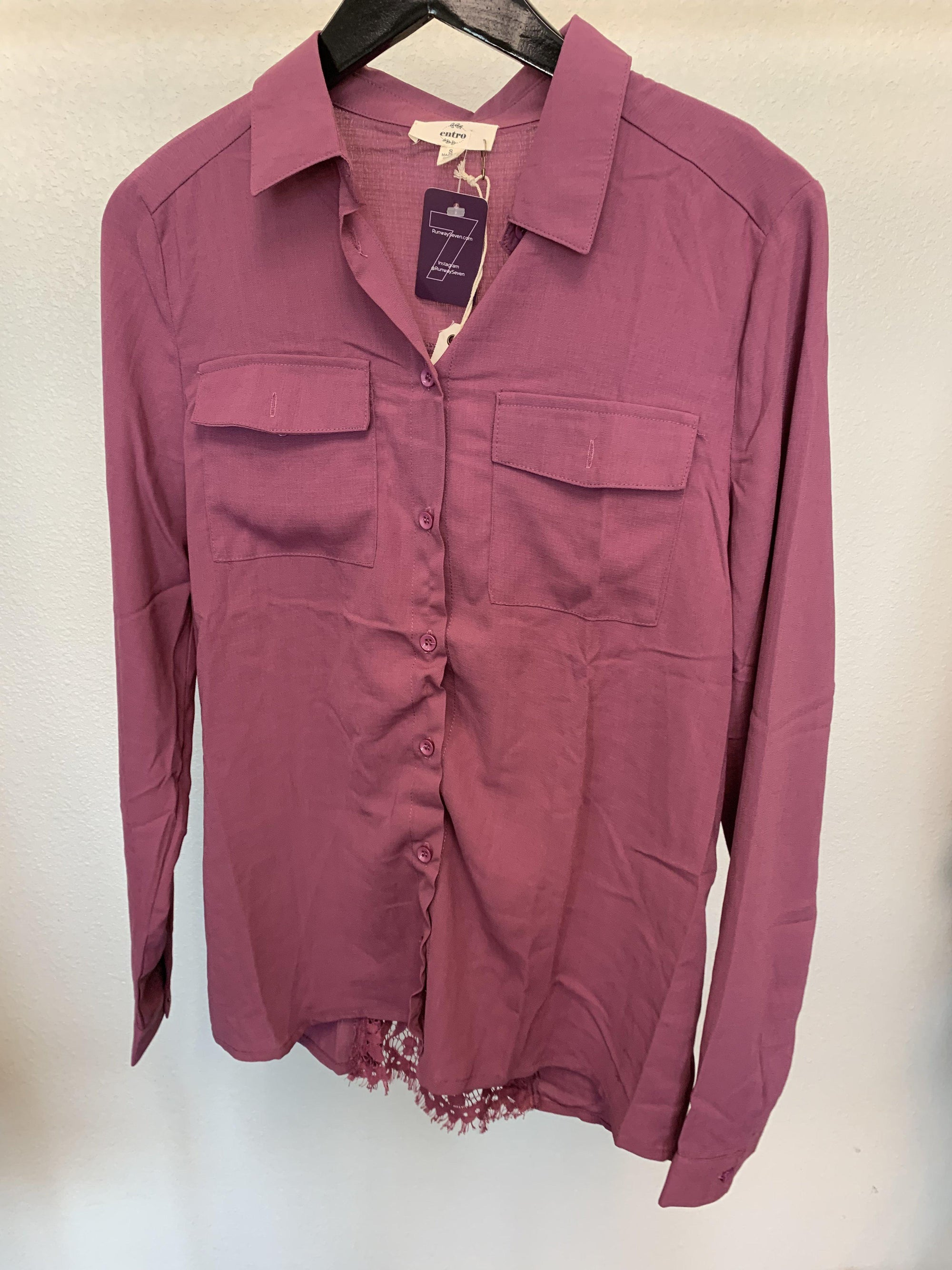 Mauve Madness Top-Women's SALE-New Arrivals-Runway Seven