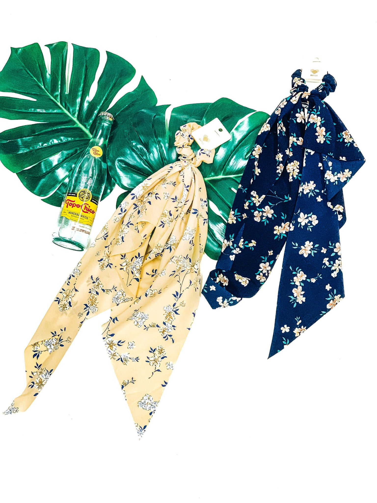 Garden Party Hair Scarves