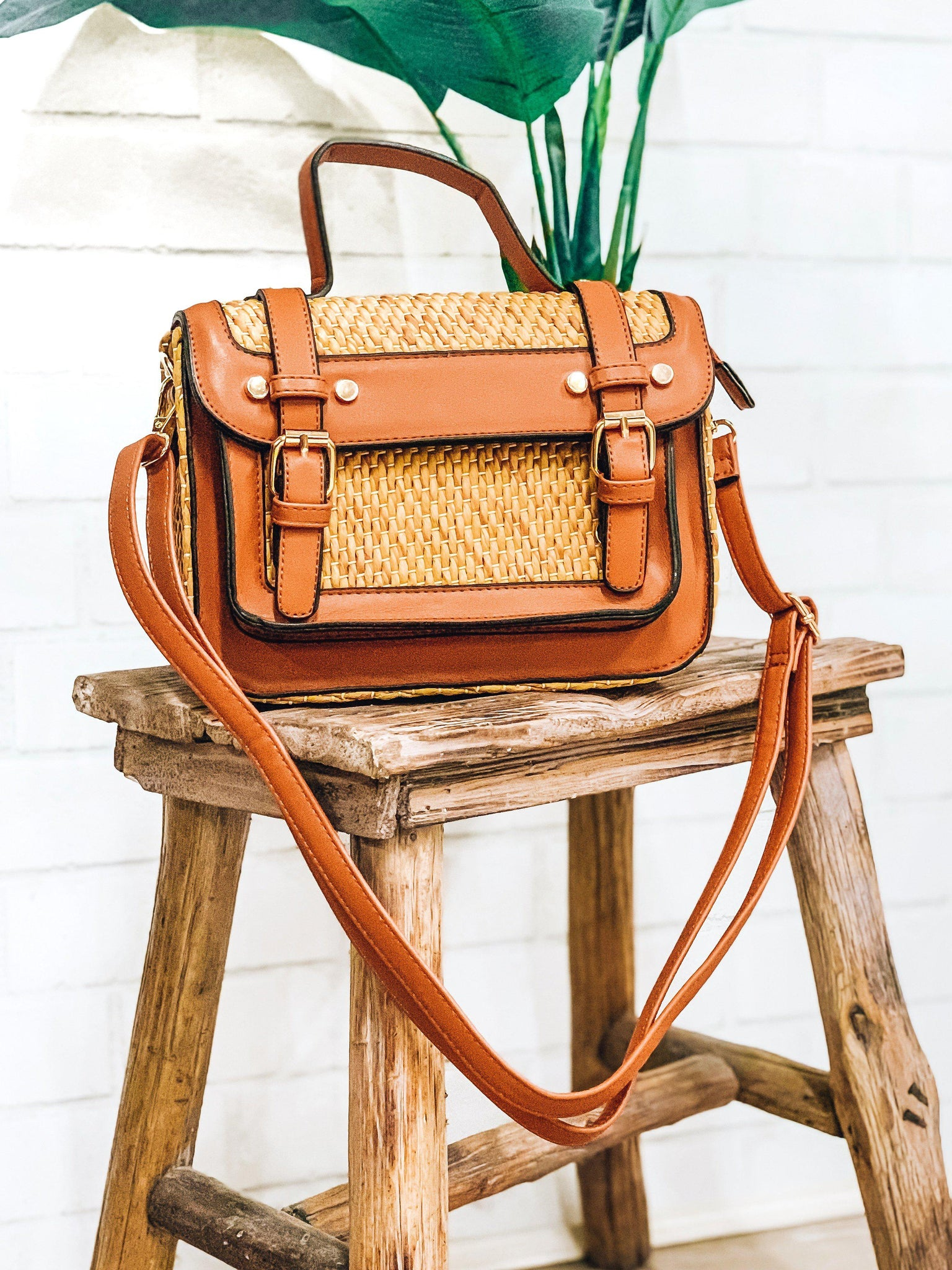 Off The Coast Crossbody