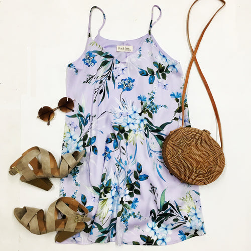 Summer Air Shift Dress