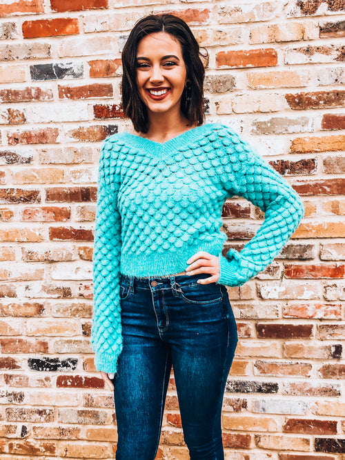 Mermaid Tail Sweater