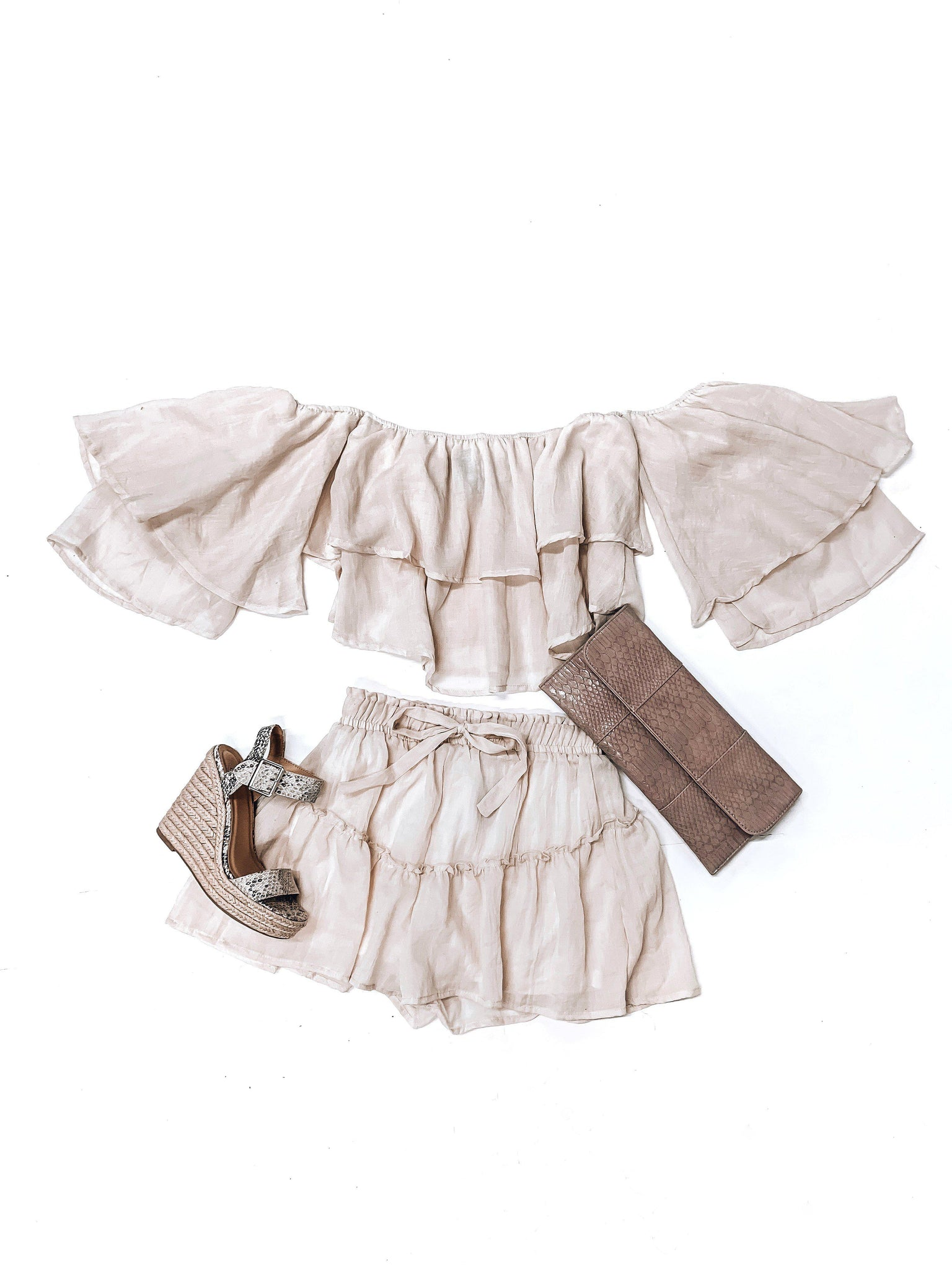 Summer Romance Two-Piece Set
