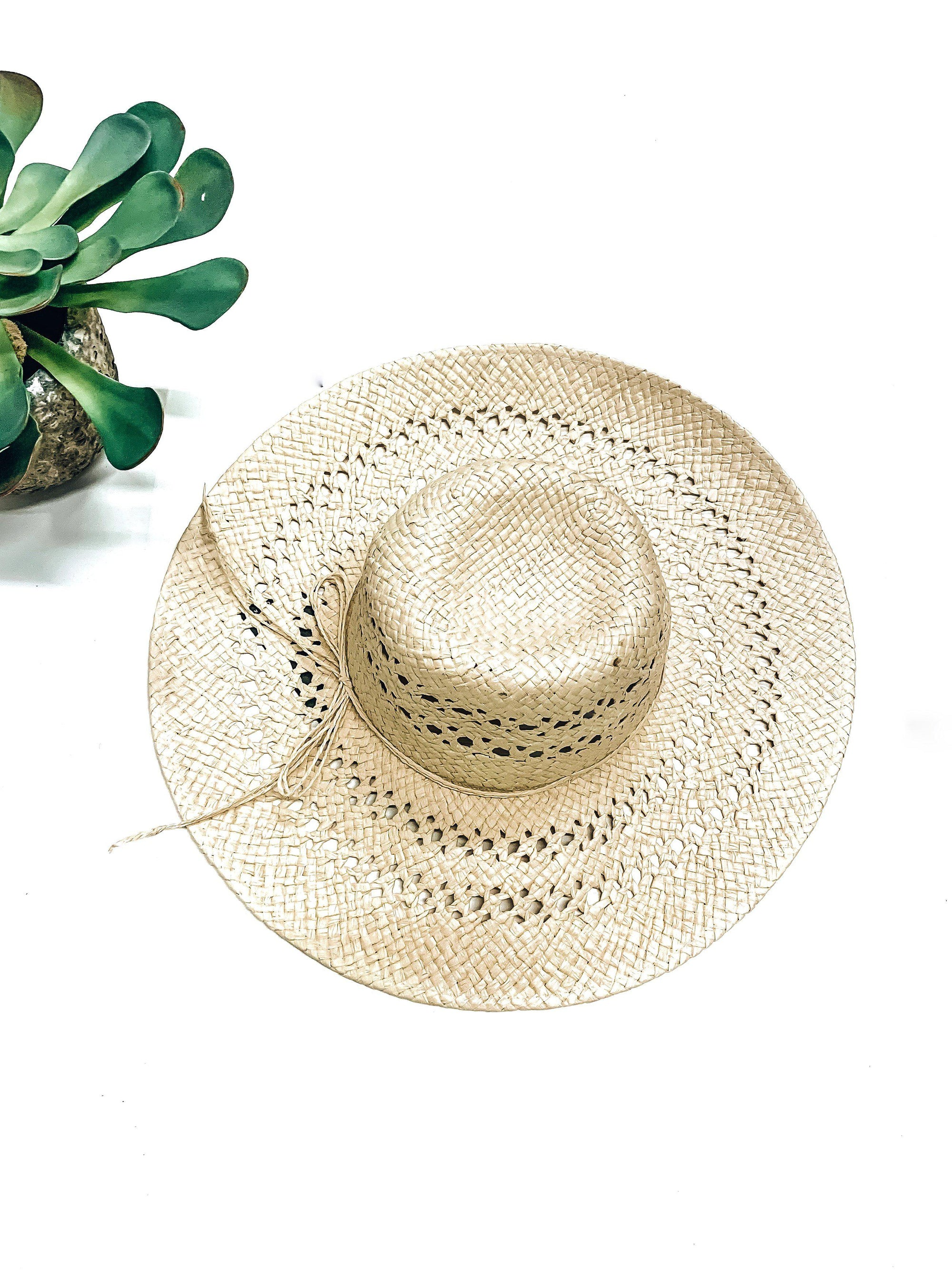 Beach Stroll Hat-Women's ACCESSORIES-New Arrivals-Runway Seven