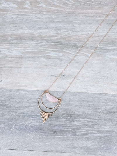The Fine Line Necklace-Women's JEWELRY-New Arrivals-Runway Seven