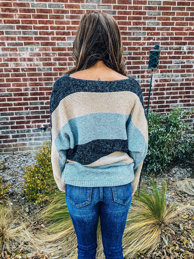Break Of Dawn Sweater-Women's SWEATER-New Arrivals-Runway Seven