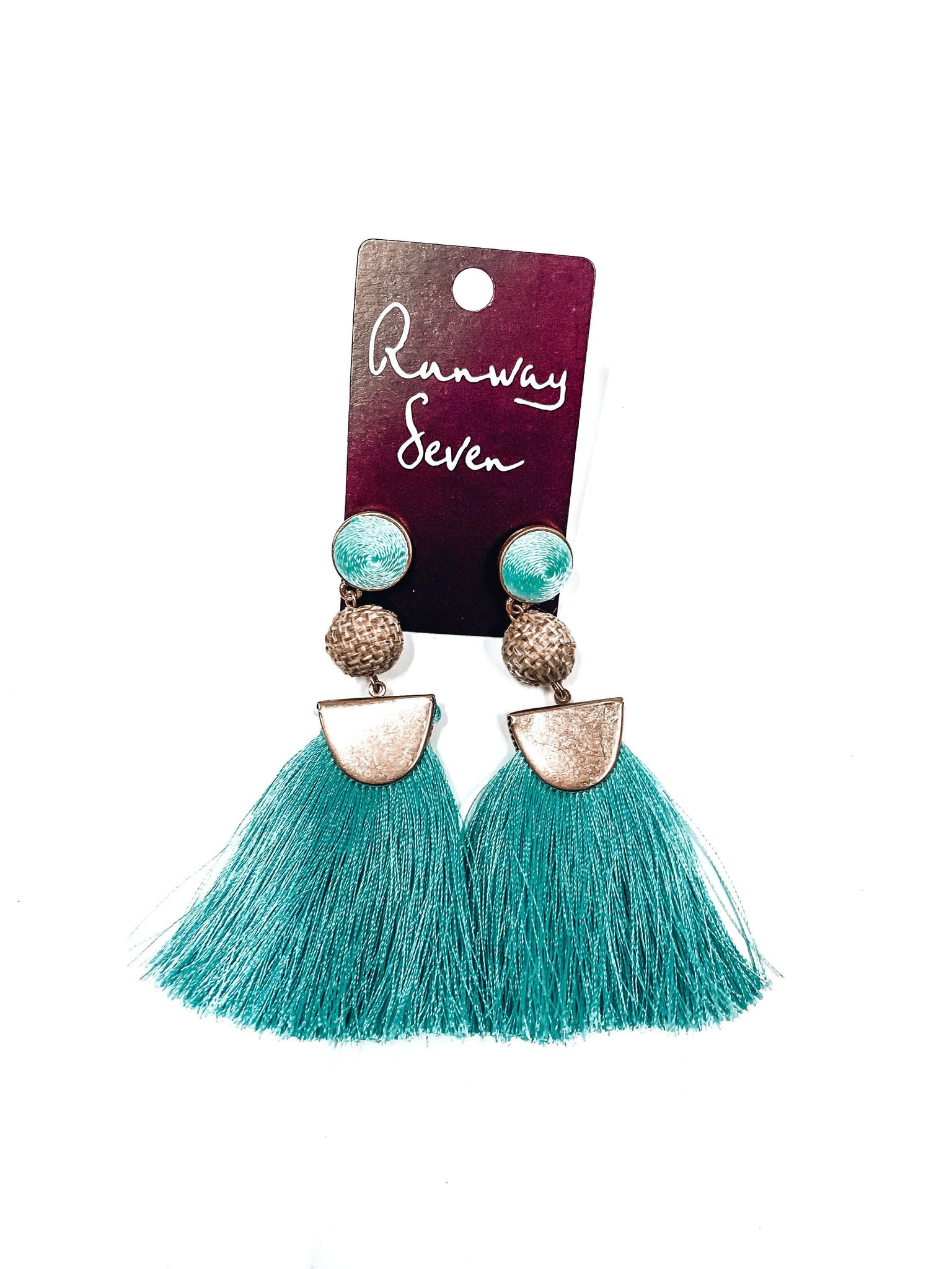 Havana Fringe Earrings