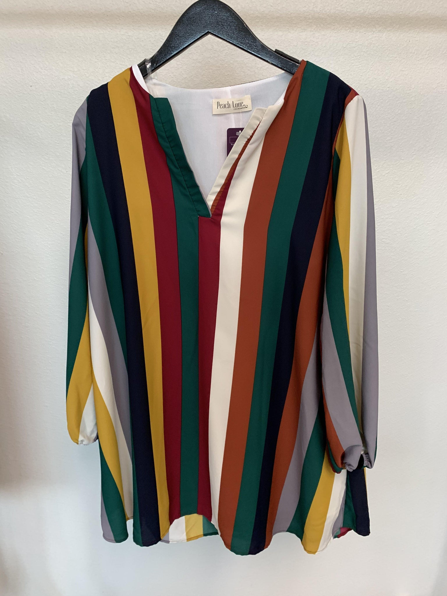 Striped Habit Dress
