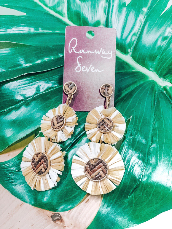 Mahalo Earrings-Women's JEWELRY-New Arrivals-Runway Seven