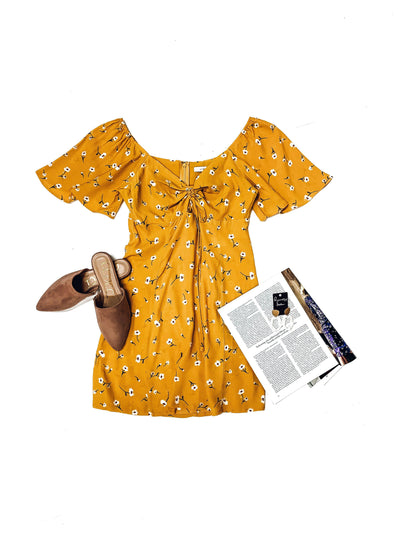 Walking On Sunshine Dress-Women's DRESS-New Arrivals-Runway Seven