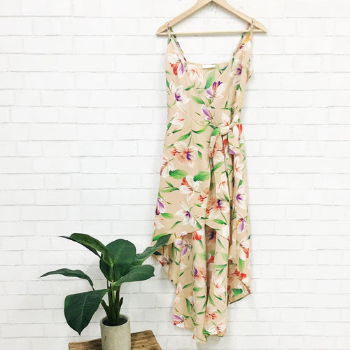 Aloha High-Low Dress