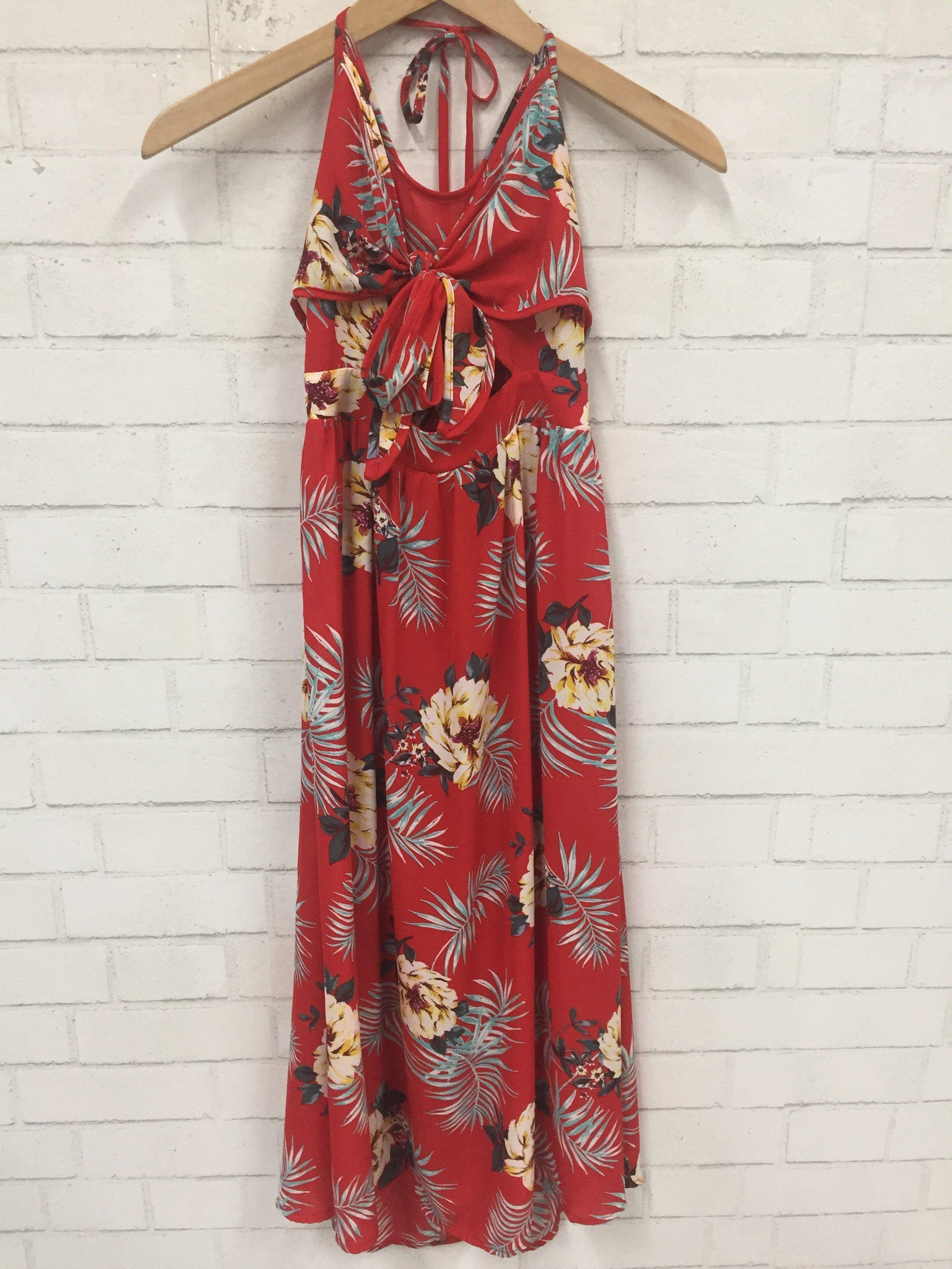 Rainforest Midi Dress