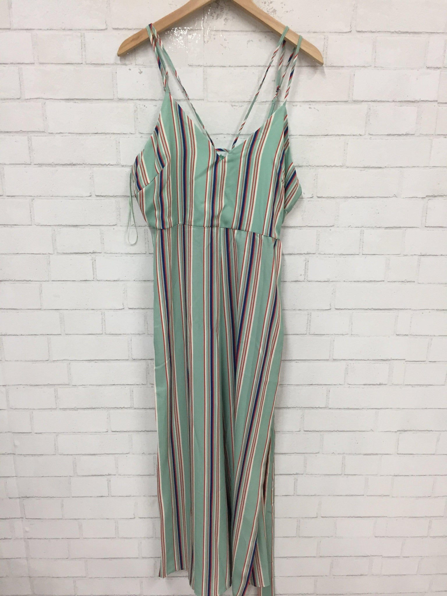 Candy Stripe Jumpsuit