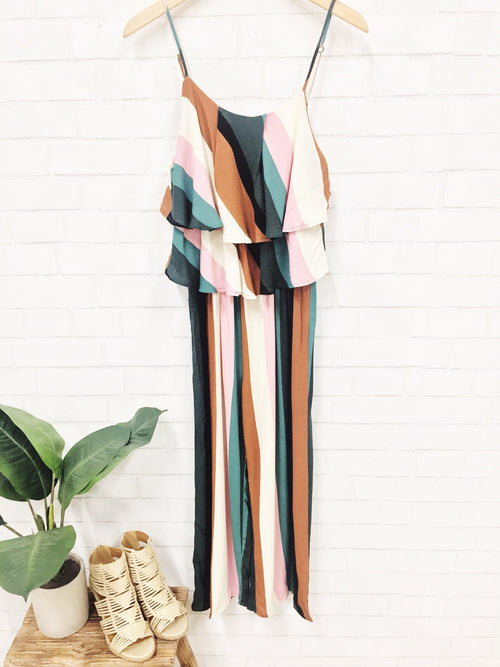 Dreamsicle Jumpsuit-Women's ROMPER-New Arrivals-Runway Seven