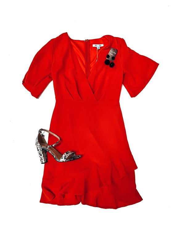 Socialite Dress-Women's DRESS-New Arrivals-Runway Seven