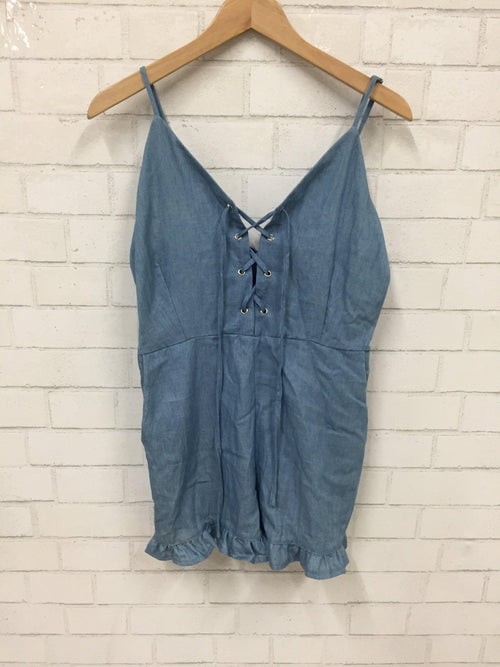 These Are The Days Romper-Women's SALE-New Arrivals-Runway Seven