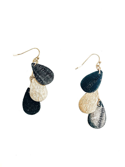 Swept Away Earrings-Women's ACCESSORIES-New Arrivals-Runway Seven