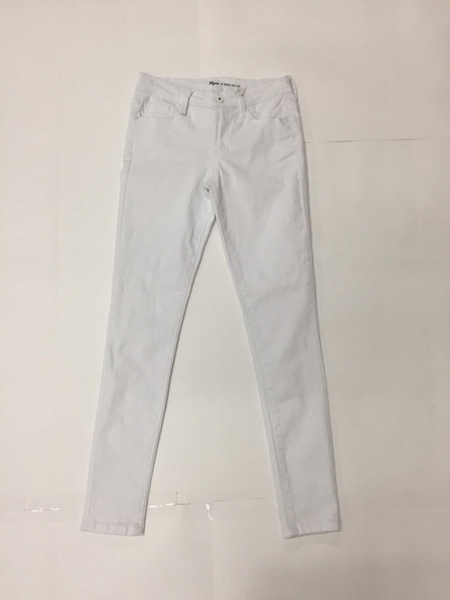 White As Snow Skinny Jeans-Women's SALE-New Arrivals-Runway Seven