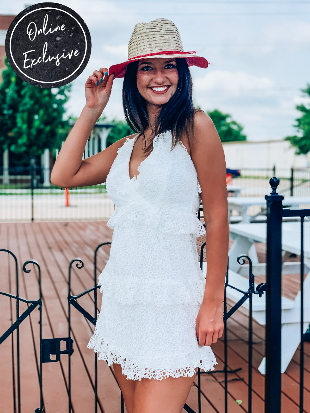 Online Exclusive: Cloud Nine Dress
