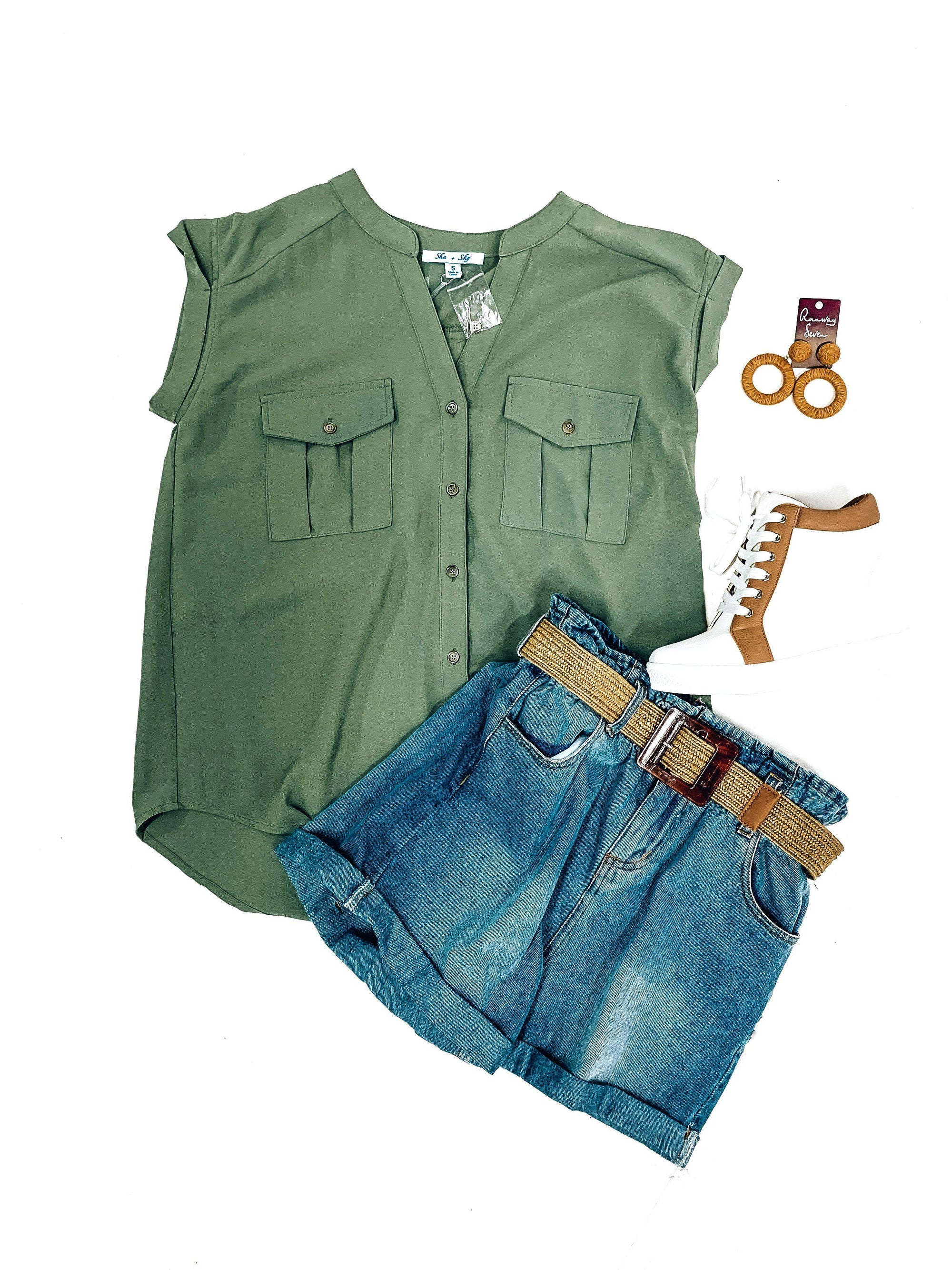 Safari Trip Top-Women's TOP-New Arrivals-Runway Seven
