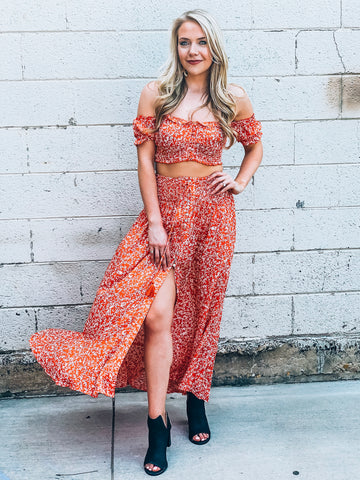 Festival Vibes Two-Piece Set
