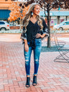 Startender Distressed Jeans