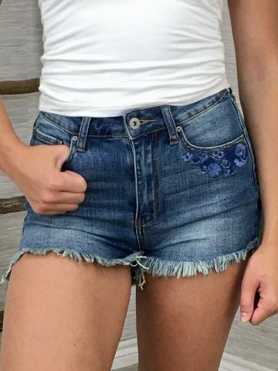 High There Shorts-Women's -New Arrivals-Runway Seven