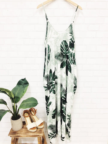 Take Me to The Caribbean Maxi Dress