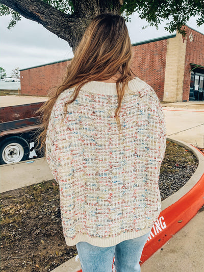 Sugar Cookie Sweater-Women's SWEATER-New Arrivals-Runway Seven