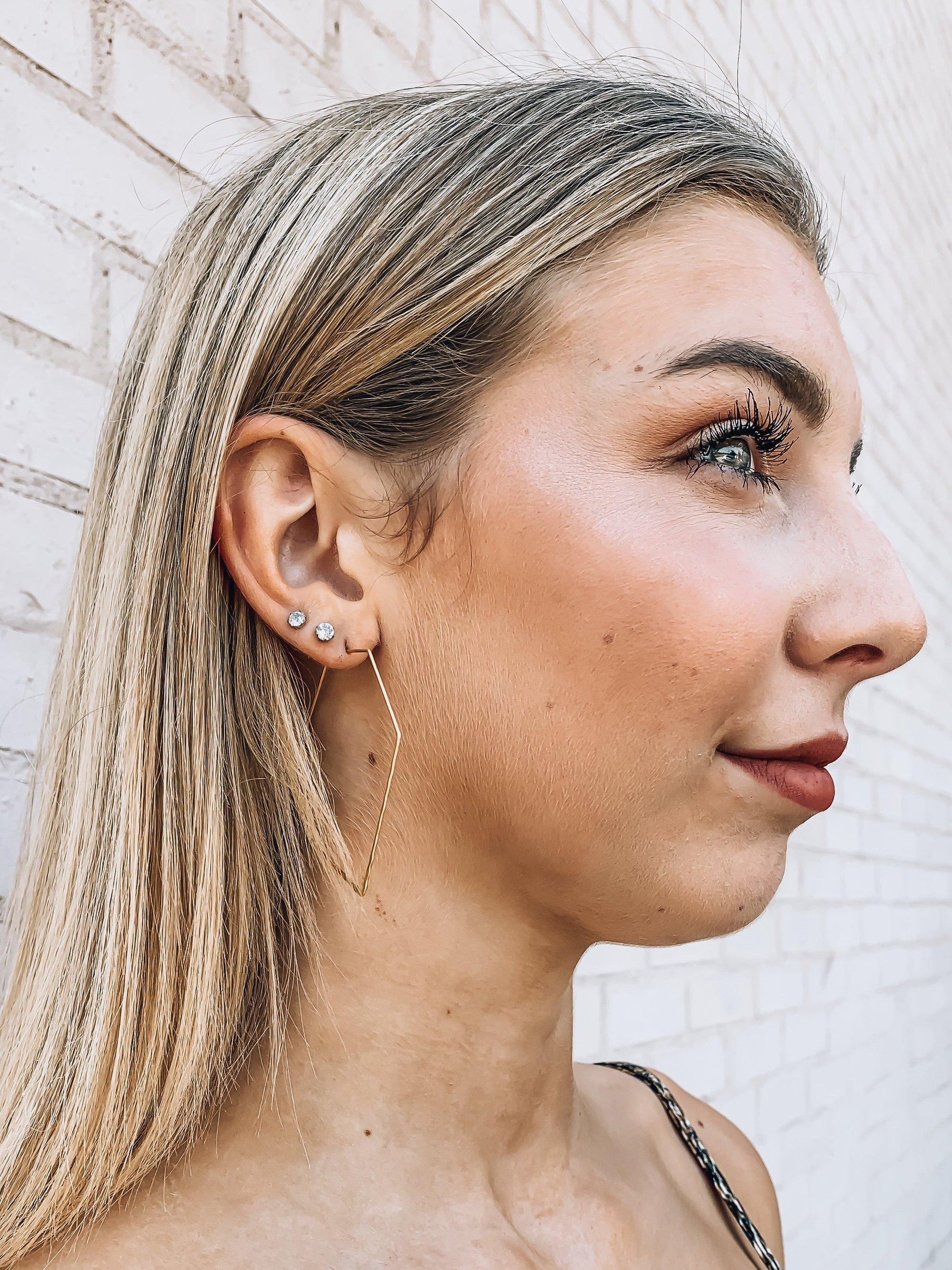Blow Ya Mind Earrings-Women's ACCESSORIES-New Arrivals-Runway Seven