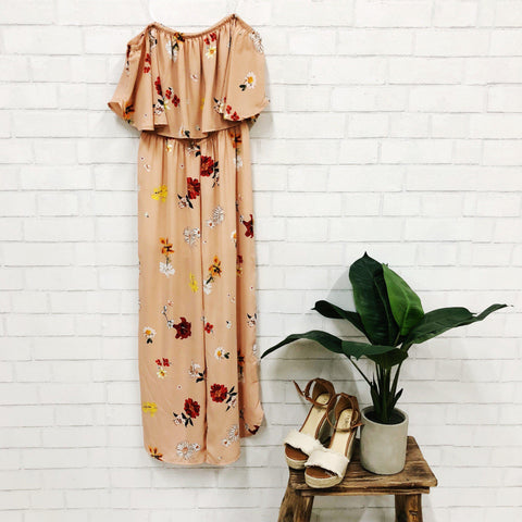 Sweet Peaches Jumpsuit