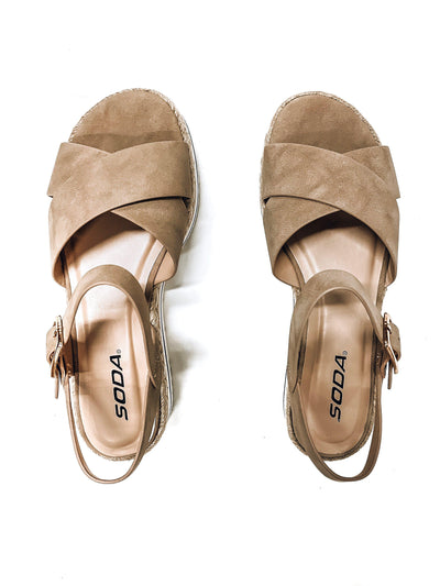 The Faith-Women's SHOES-New Arrivals-Runway Seven