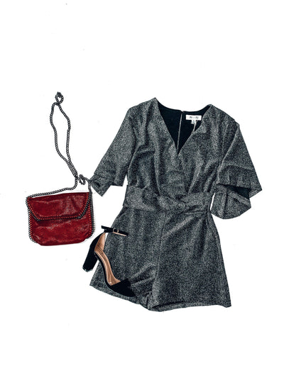 Bad Blood Romper-Women's ROMPER-New Arrivals-Runway Seven