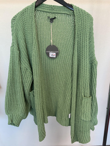 Olive You Cardigan Sweater