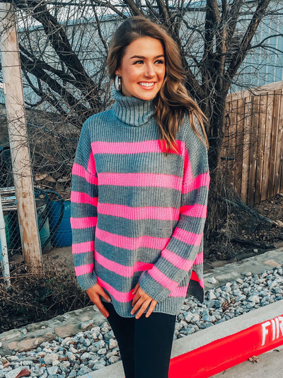 Cozy Up to the Fire Sweater-Women's SWEATER-New Arrivals-Runway Seven