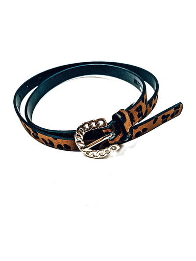 Lap Of Luxury Belt-Women's ACCESSORIES-New Arrivals-Runway Seven