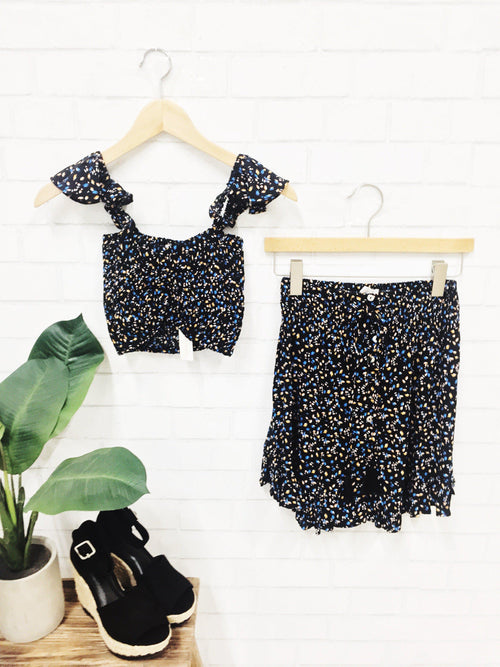 Starry Night Two-Piece Set-Women's Set-New Arrivals-Runway Seven